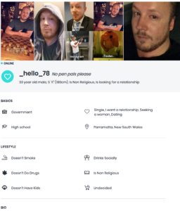 real profile pof