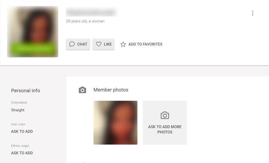quickflirt profile