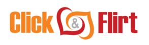 logo clickandflirt