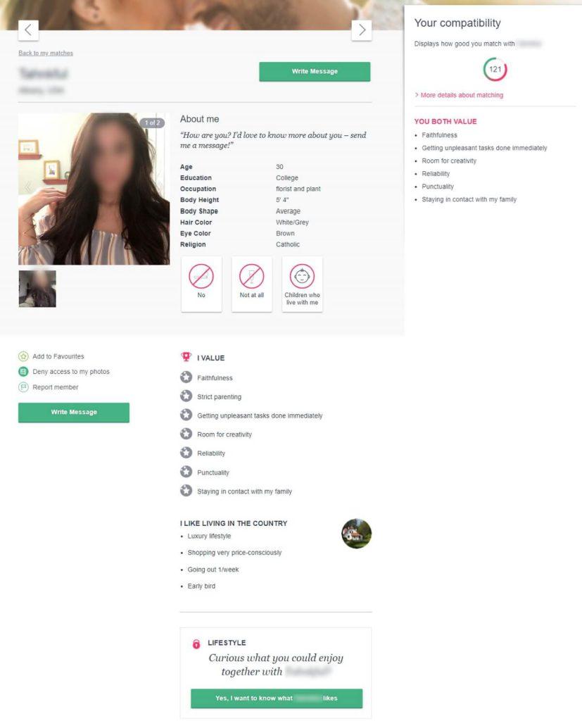 Profiles academicsingles