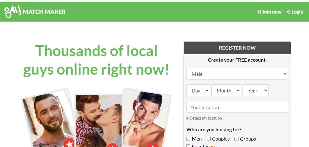 Gaymatchmaker sign up